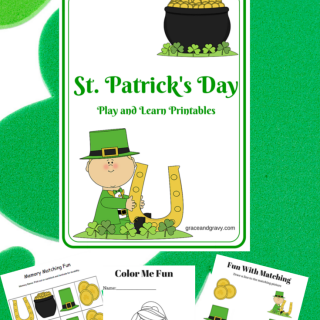 -Free- St. Patrick's Day Printables